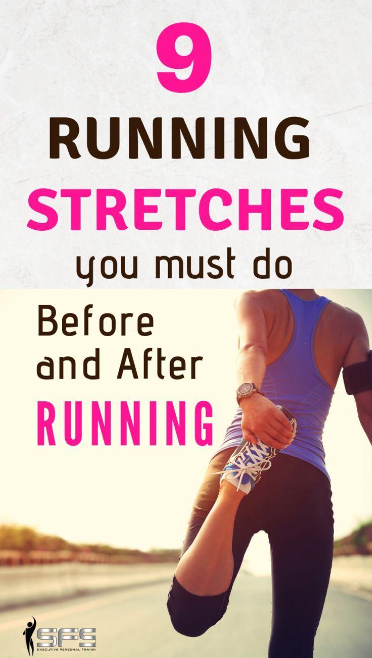 9 Dynamic Stretches For Runners | Slimmer Fitter Stronger