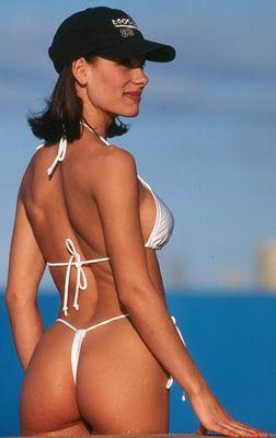 Bikini g image model string