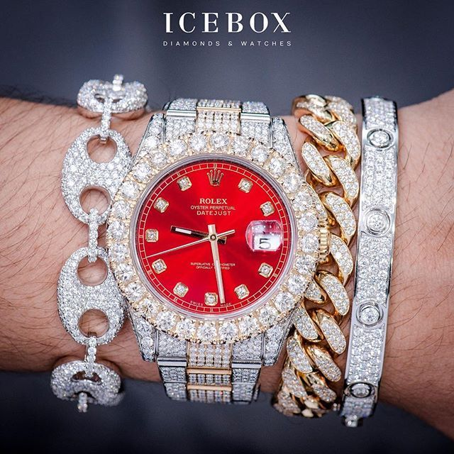 Icebox Diamonds & Watches - Atlanta's Premier Diamond ...