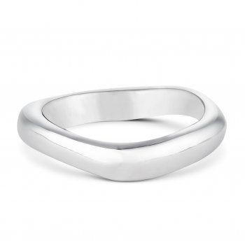 Simply Dinny Designer sterling silver sculptural ring