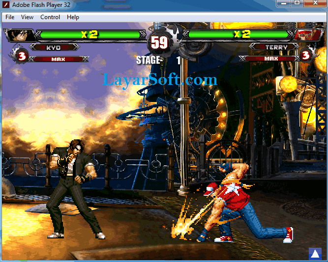 Game Flash Swf The King Of Fighters Wing Ex V1 0 Offline