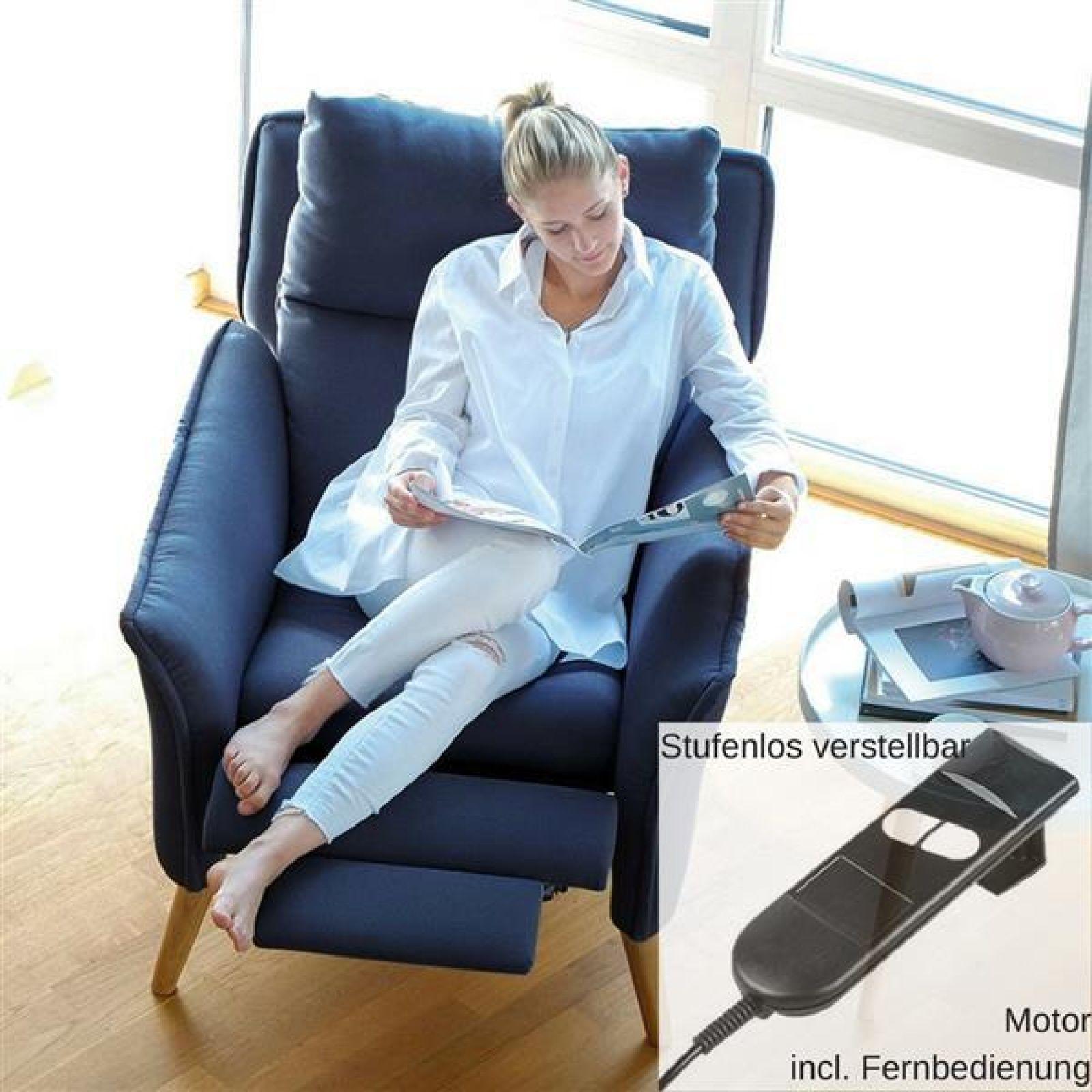 Motorischer Relaxsessel Ruhesessel Funktionssessel Insideout Mit Fernbedienung Relaxsessel Sessel Fernsehsessel