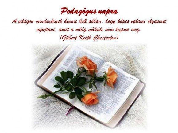 pedagógusnapi idézetek és versek PEDAGÓGUSNAP | Tableware
