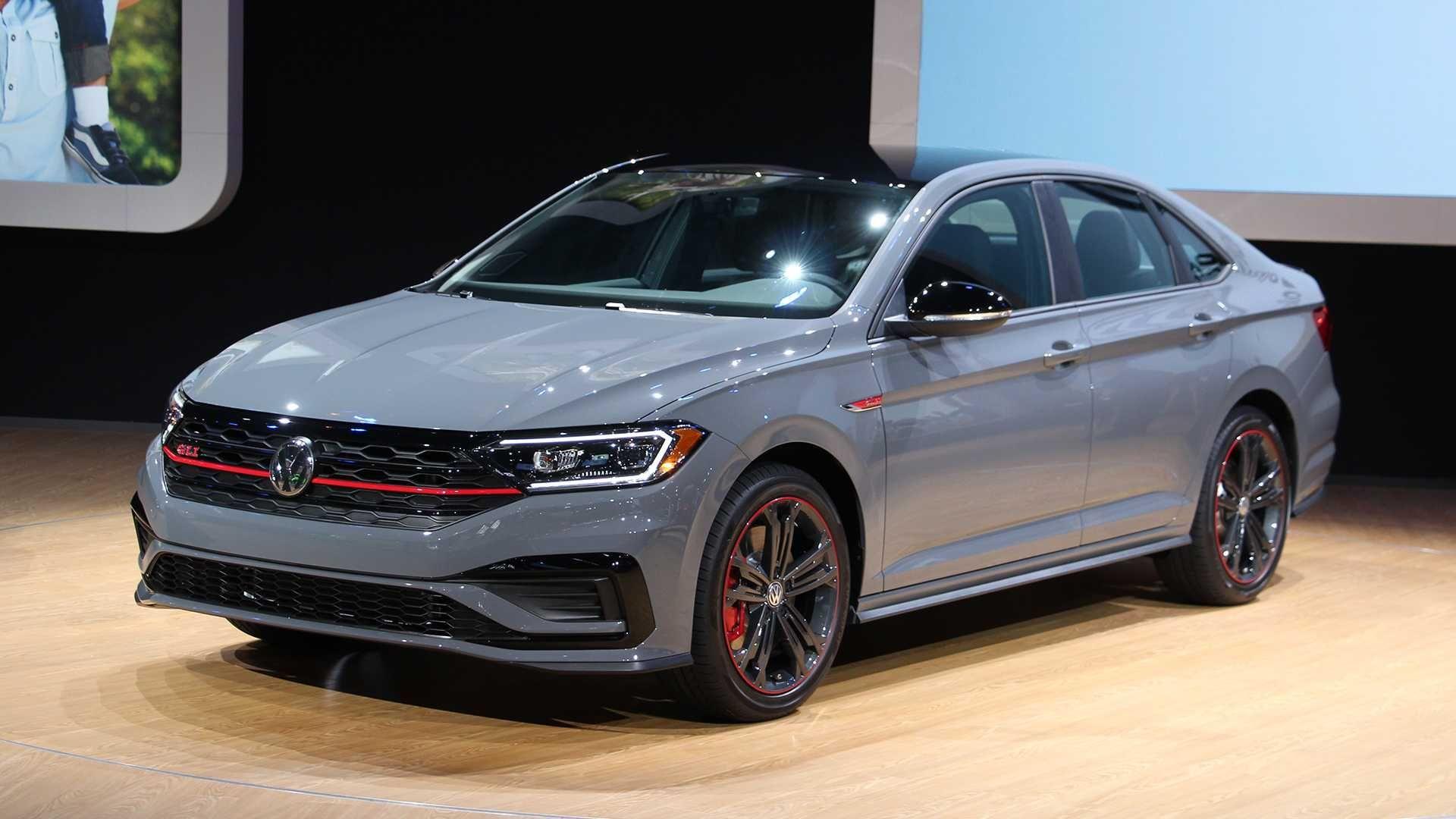 Volkswagen Jetta 2021 New Mannequin And Efficiency Em 2020 Volkswagen Jetta Jetta Gli Volkswagen