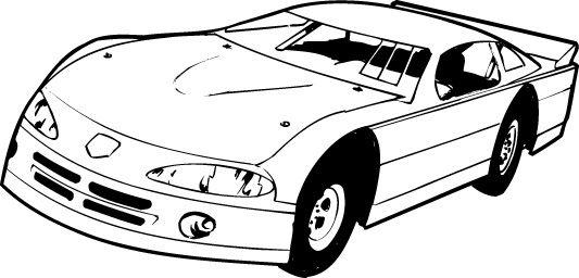 Dirt Modified Clip Art Google Search Michael Rh Com Car Race Track Clipart