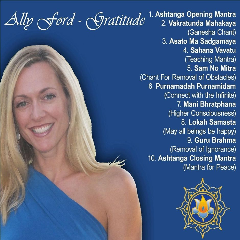 ?Gratitude by Ally Ford on iTunes