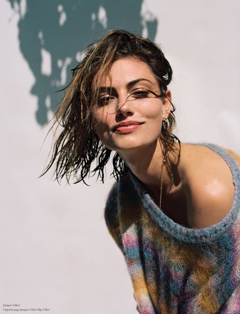 f9d9b614f0e Phoebe Tonkin is a Natural Beauty in So It Goes Magazine