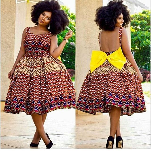 11 Unique Ankara Styles for Beautiful Ladies | Sewing Patterns ...