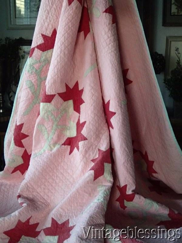 Pin on Antique Quilts Vintage Quilts FOR SALE see more at ...