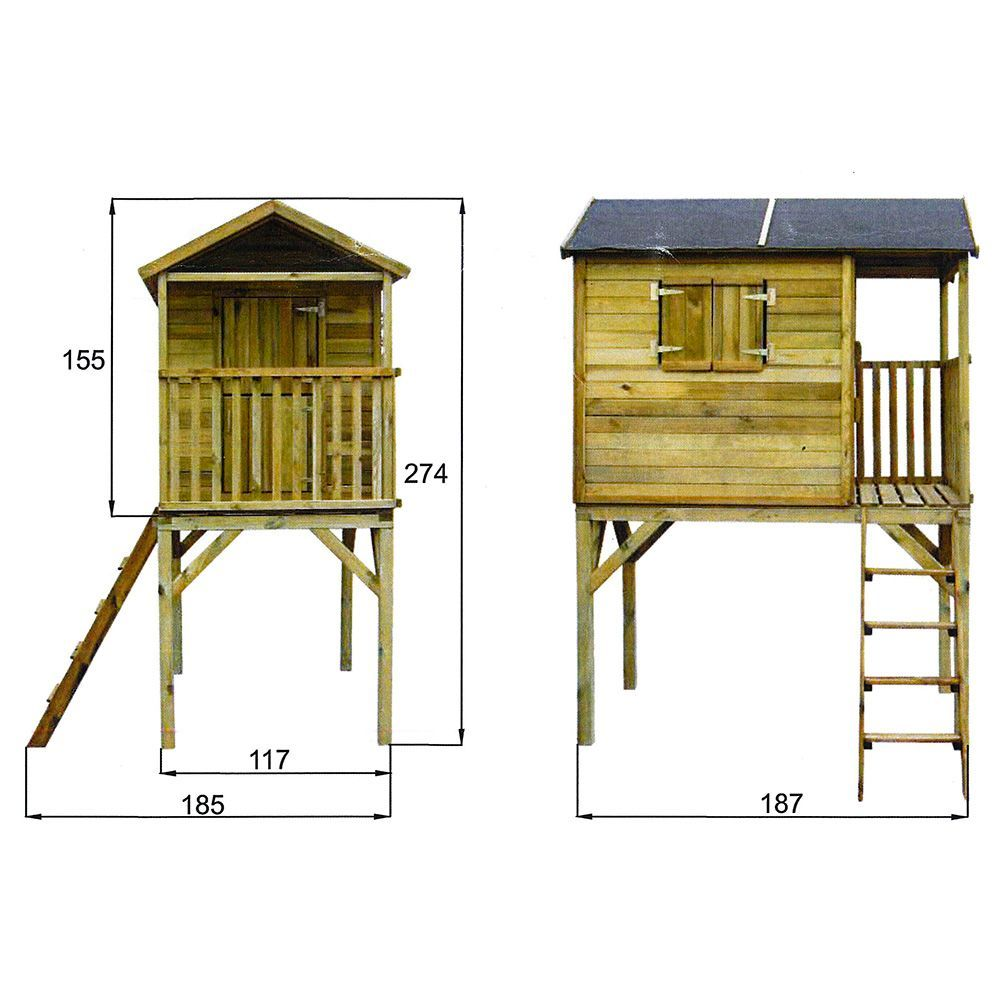 Casette in legno per bambini cerca con google giardino for Casa legno bambini