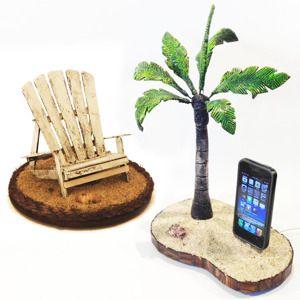 iPhone5/&4S/4ドッキングステーション/iPhone Island | Monoco