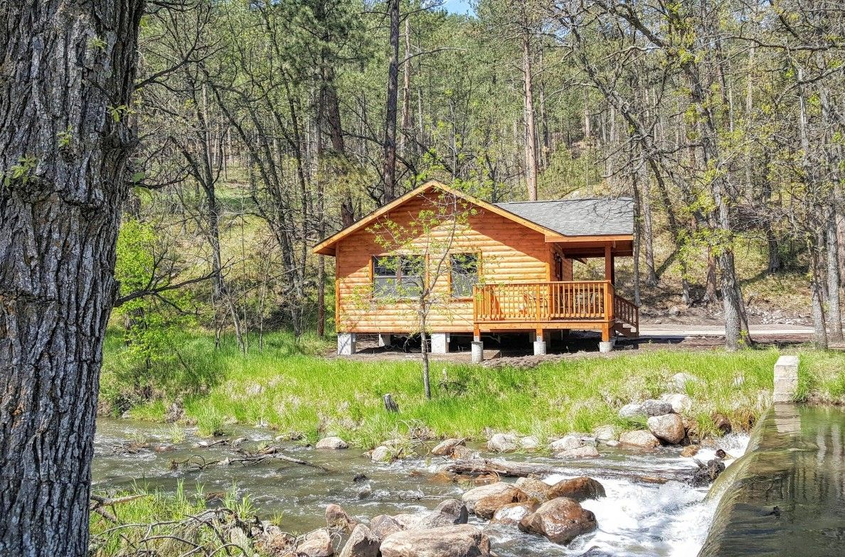 Loveru0027s Leap Cabin » Cabins » Accommodations » State Game Lodge » Lodges U0026  Cabins » · Custer State ParkGame ...