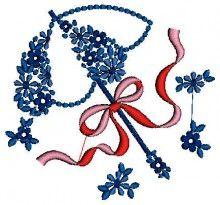 Flower imagination - Machine Embroidery Designs