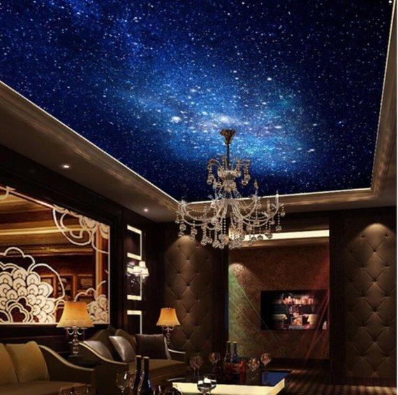 Galaxy Stars 3D Ceiling