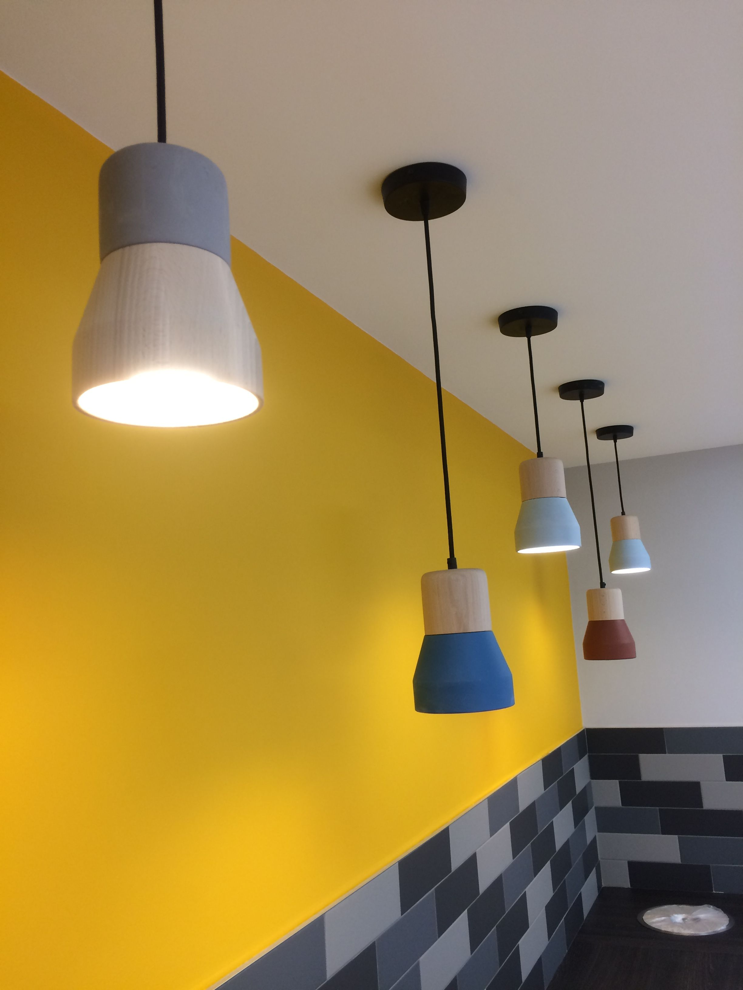 Bring Colours To Your Interior Like We Have At This Austin