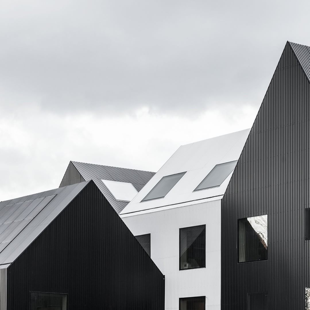 Frederiksvej Kindergarten by CORE  View more at www.leibal.com/architecture/frederiksvej-kindergarten/  #minimalism #minimal #minimalist #architecture #denmark #leibal