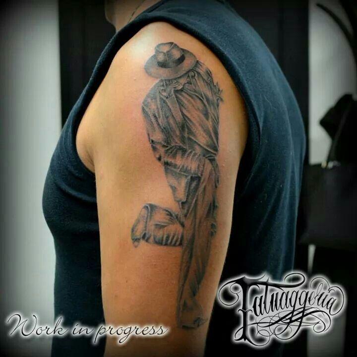 Adriano Celentano Tattoo