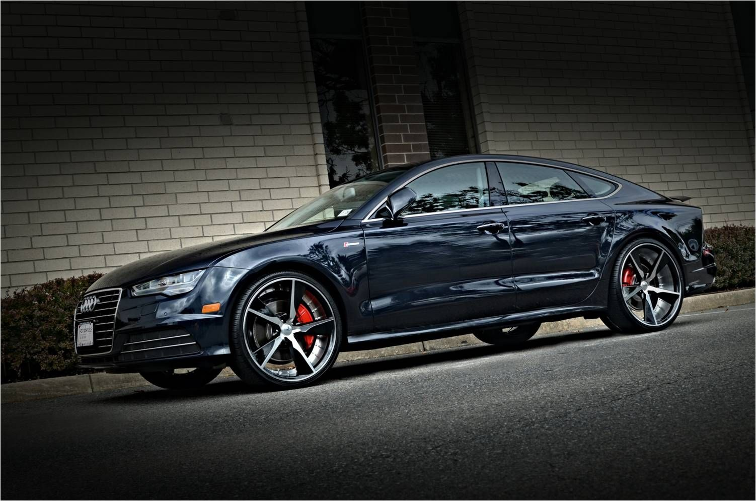 22 Inch Wheels Exclusively Done By Jackdanielsmotorsports Audi A7 Avtomobil