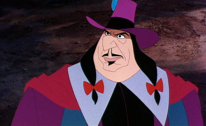Year Of The Villain: Governor Ratcliffe From Pocahontas