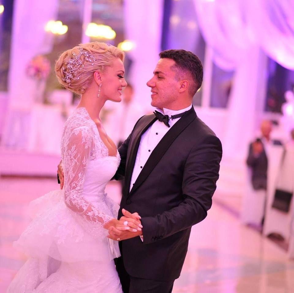Albanian professional ballroom dancers Klaudia Pepa & Albi Nako ...