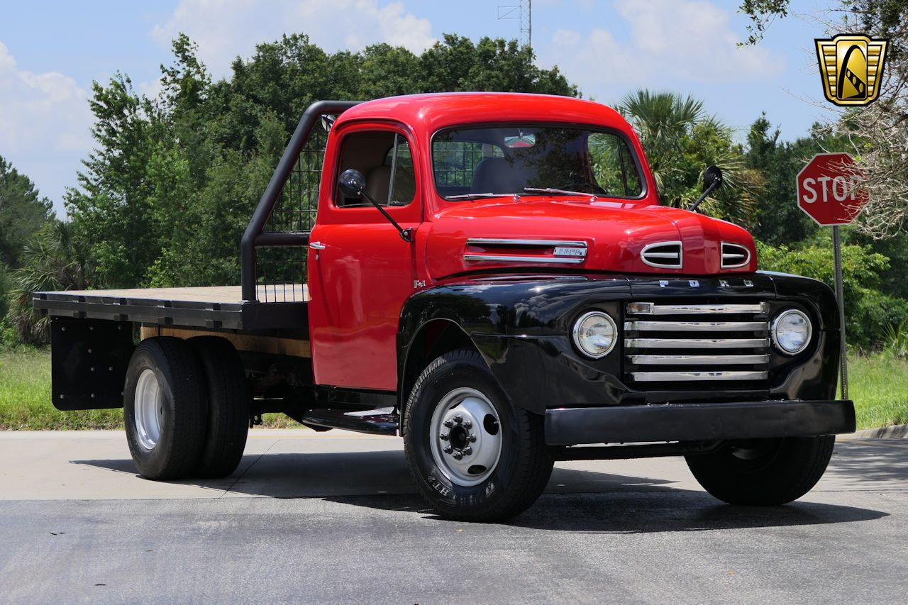 1950 Ford F4 60 Ford Trucks Trucks Classic Ford Trucks