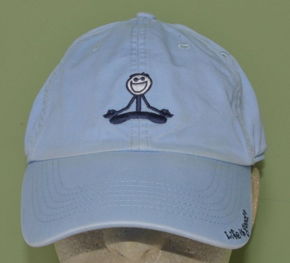 d6f823ba5a Life Is Good Yoga Man Hat Cap Adjustable Strap #fashion #clothing ...
