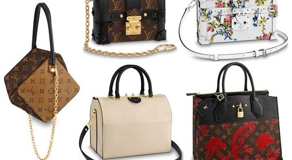 2f9ea46a1e8 Louis Vuitton Spring Summer 2018 Bag Collection Includes Speedy Doctor Bag    Page 3 of 3   Spotted Fashion
