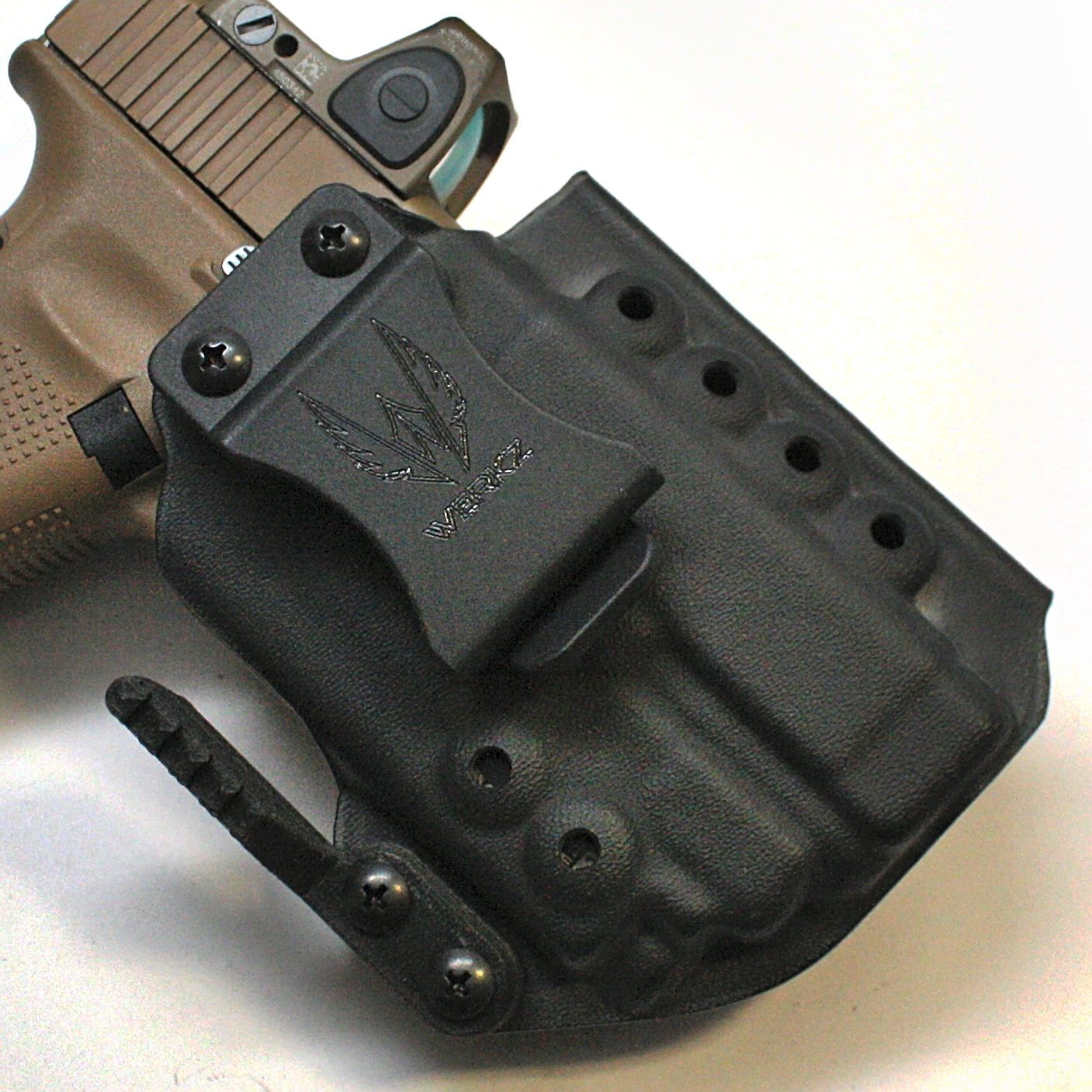Werkz M6 for the Olight PL-Mini 2 Valkyrie #holster #PL