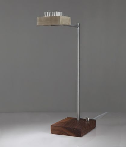Handmade ultra modern desk lamp available at the gallery of blue handmade ultra modern desk lamp available at the gallery of blue by susan west aloadofball Gallery