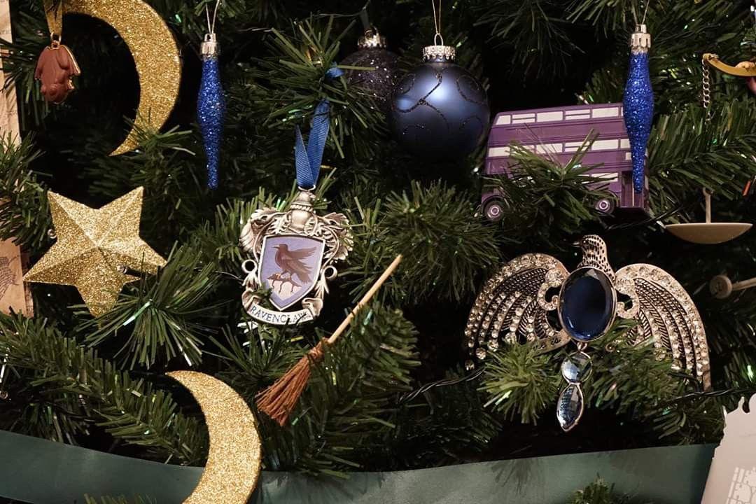 Pin by Tiffany Wolfert on Christmas Harry potter