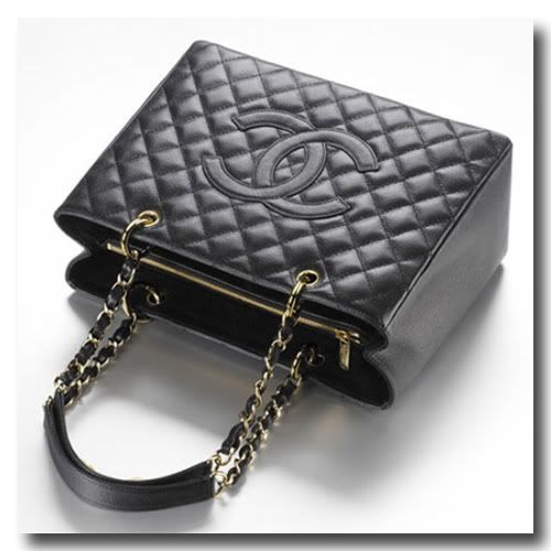 New 2010 Chanel GST, New Price | My Style | Pinterest | Chanel ... : chanel black quilted bag price - Adamdwight.com