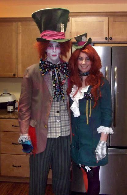 Diy Mad Hatter Costume Follow Diaryofkarenscreations