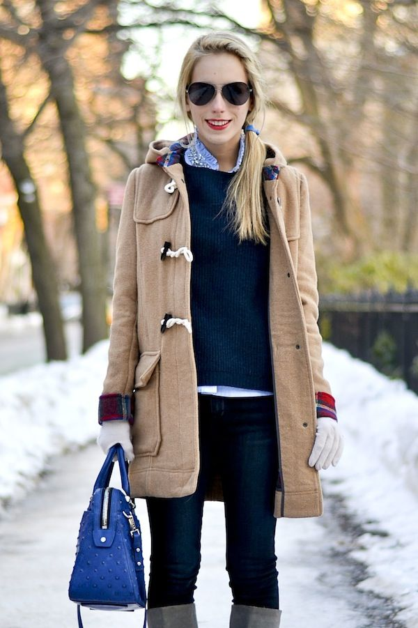 Cute look! And I have this shirt aaaand a navy sweater! | Wardrobe ...