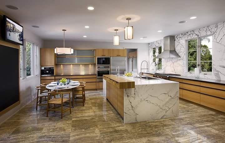Kitchens   South Beach Miami #nyc #newyork #marble #tile #marbleu0026tile By