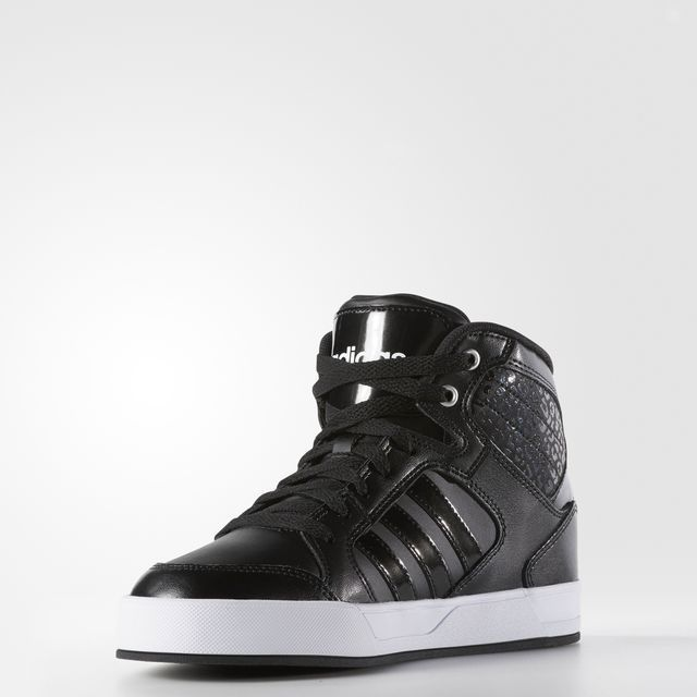 Black · adidas - BBNEO Raleigh Mid Shoes