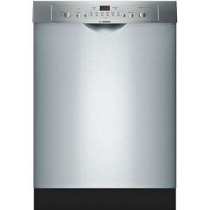 Bosch Ascenta 24 Dishwasher With 50 Dba Quiet Level 6 Wash Cycles