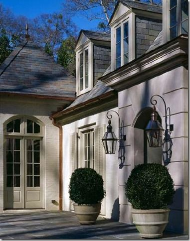 Marvelous Things That Inspire: Architectural Design Element: Carved Stone Door  Surrounds