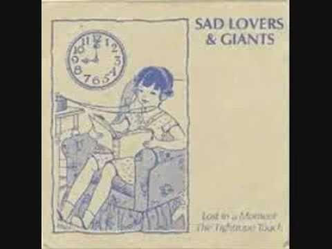 Sad Lovers & Giants - 50:50 - YouTube