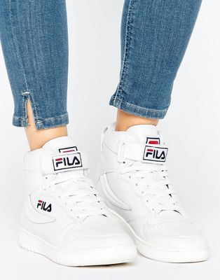 Fila Fx100 Baskets montantes Blanc | Basket montante