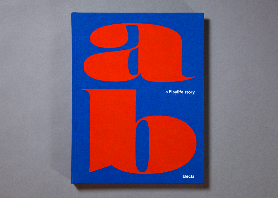 AB Playlife | work | studio FM milano / graphic design