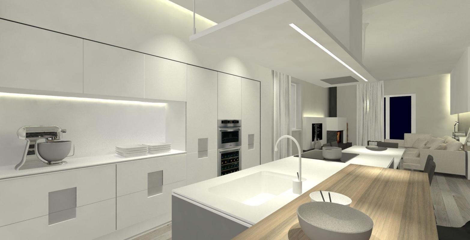 Led Strip Lighting Kitchen Ceiling   http://sinhvienthienan.net ...