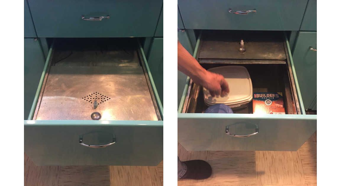Bread Box Inserts That Fit Right Into Your Kitchen Cabinet Drawers Mice Begone Kitchen Cabinet Drawers Cabinet Drawers Drawers