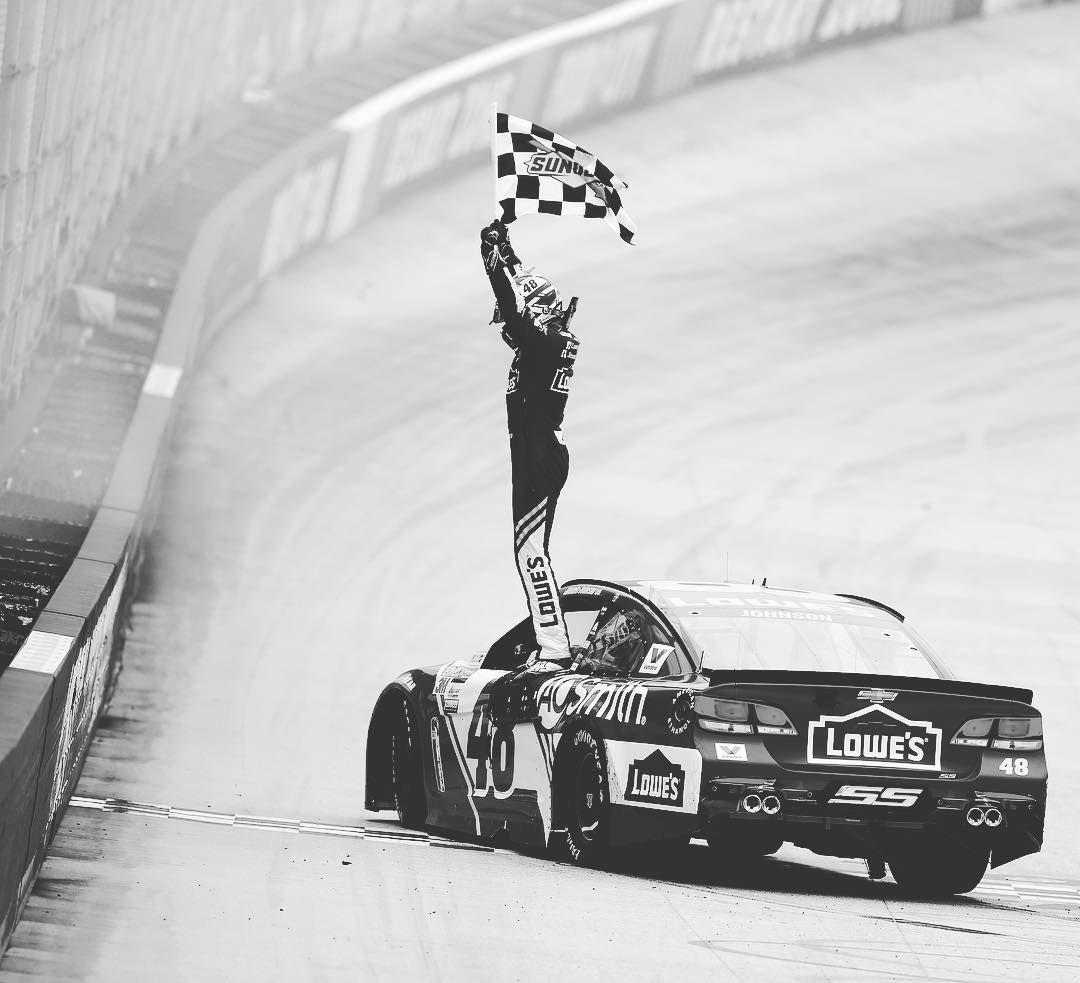 """Lowe's Racing (lowesracing) on Instagram """"chasing8"""