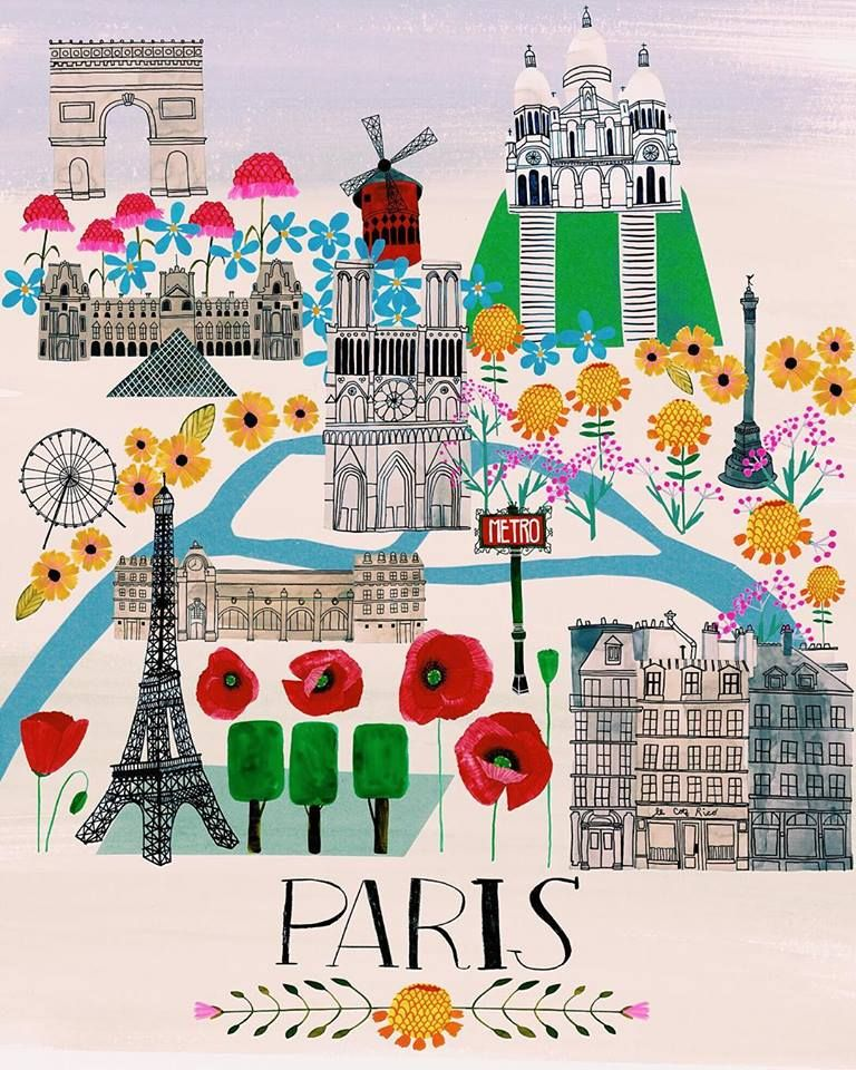Paris Illustration: Paris Illustration, Paris