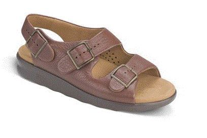 RELAX in AMBER by SAS®  This is one of our TOP SELLING SANDALS. Available in Narrow, Medium & Wide. You need to tray a pair of these on.  Follow us for the Best of the Best in Footwear, Footcare Products and other information. Ensor's Comfort Shoes - Keeping your feet healthy and happy since 1993 #SASShoes #MadeInUSA