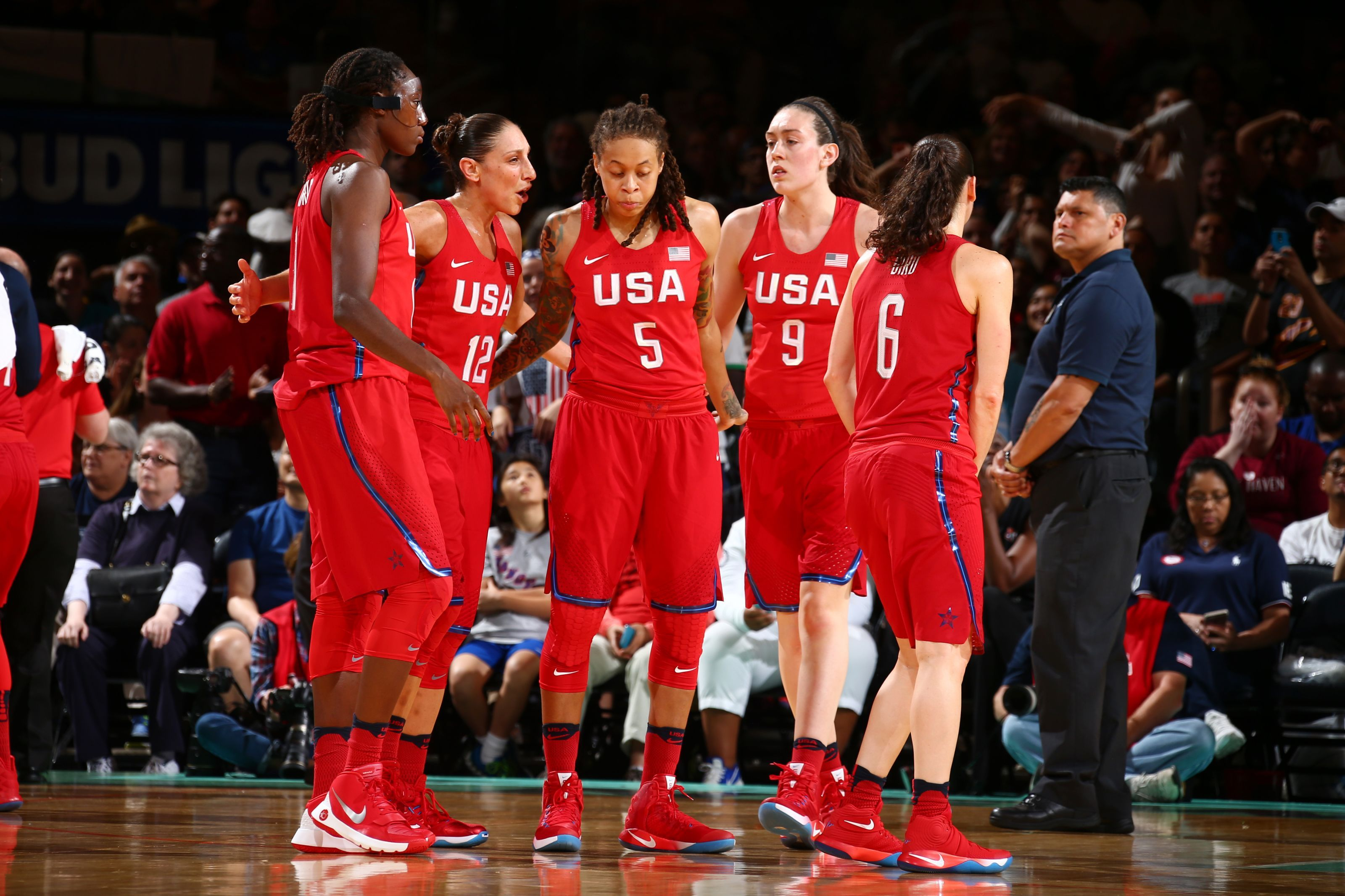 Usa Basketball Announce National Team Roster For Upcoming Exhibition Games In 2020 Usa Basketball Uconn Usa National Team