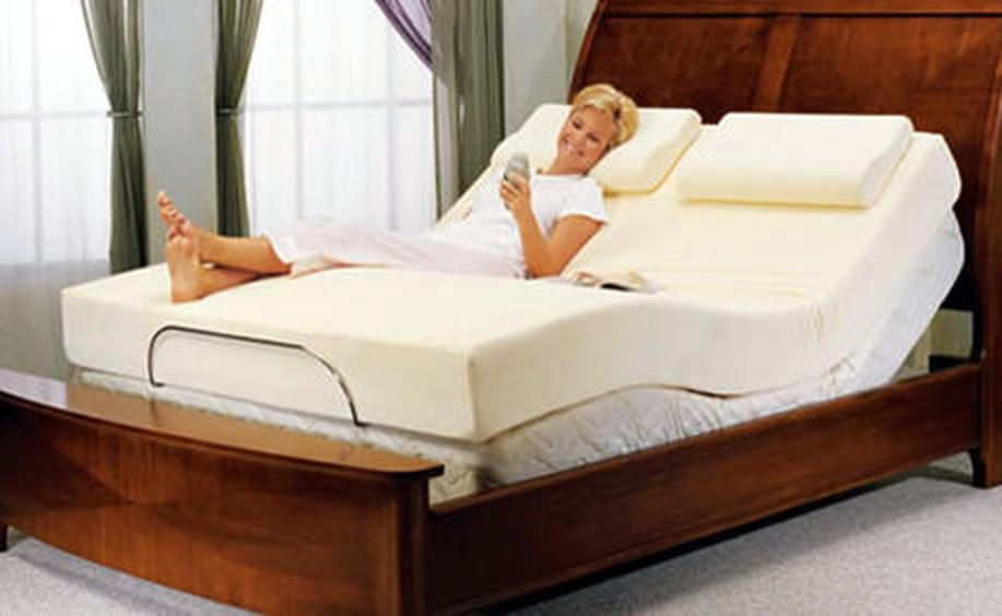 In Recent Years The Adjustable Bed Has Transitioned From Your Health Care Industry Towards The Home And Countless User Adjustable Beds Adjustable Bed Base Bed