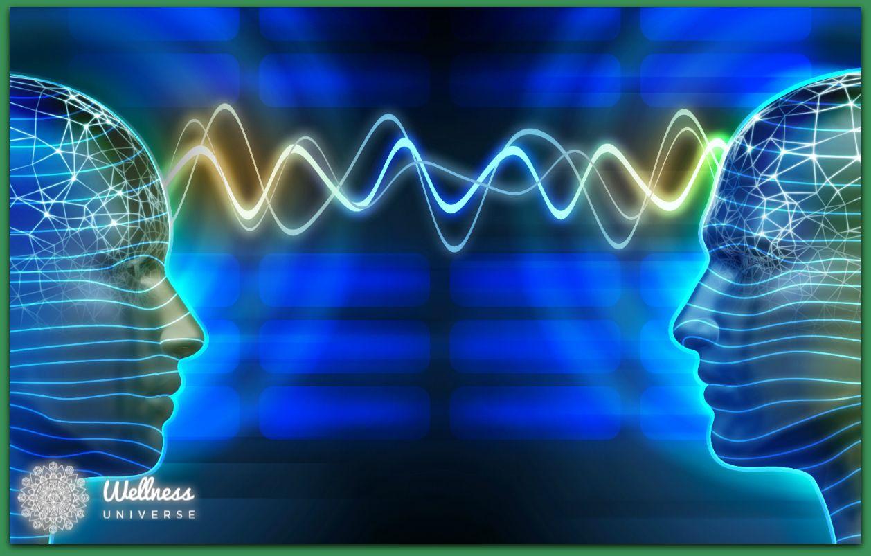 Subconscious Indirect Communication by Eliana Marris
