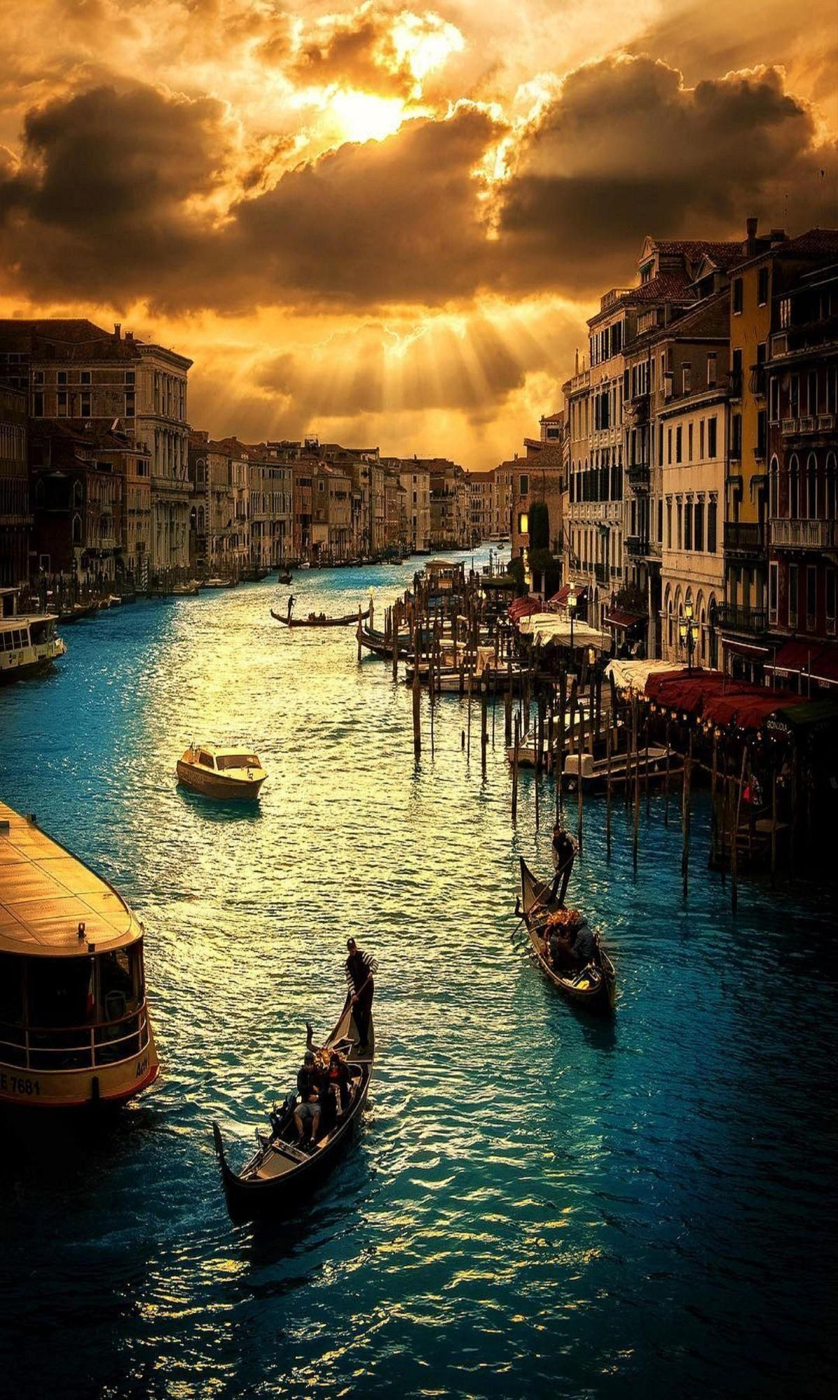 Photo of You can't find more beautiful city than Venice.