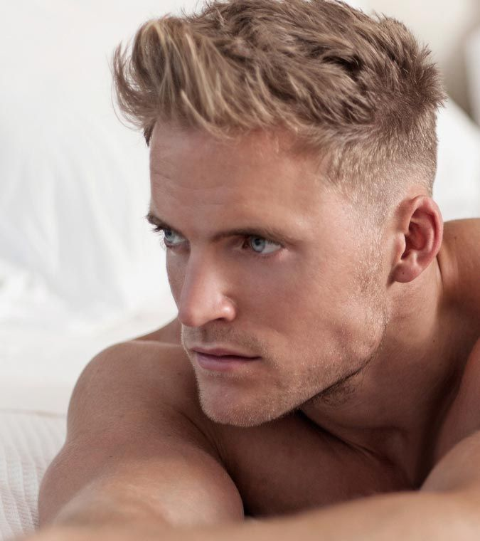 Best 30 Blonde Hairstyles For Men In 2018 Mancandy Pinterest